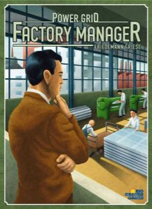 Power Grid : Factory Manager